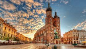 Краков – старинный и уютный город Польши