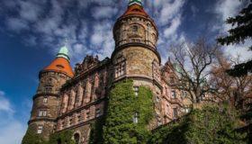 Польские замки: средневековые и более поздние