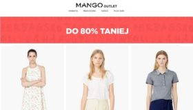 Mango Outlet в Польше
