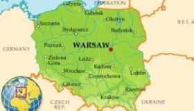 Список польских городов