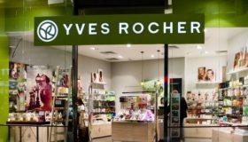 Yves Rocher в Польше: магазины косметики и парфюмерии