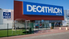 Decathlon в Белостоке