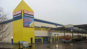 Selgros в Белостоке