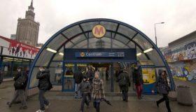 Варшавское метро: станции, время работы, стоимость