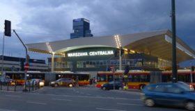 ЖД вокзалы в Варшаве