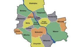 Районы Варшавы: что выбрать туристам, арендаторам и покупателям жилья
