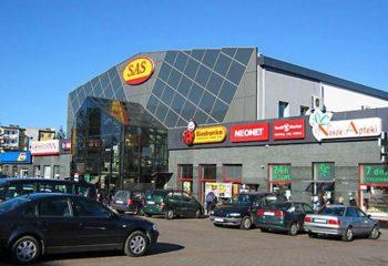 Обзор магазинов и торговых центров в Бяла Подляске