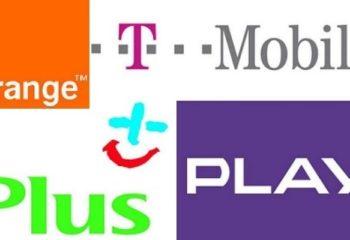 Польские операторы мобильной связи