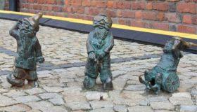 Вроцлавские гномы: что надо знать туристам