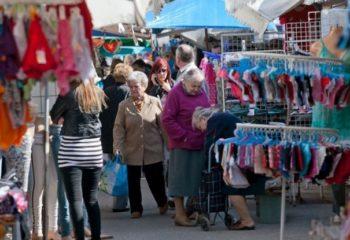 Рынки в Белостоке: обзор работы