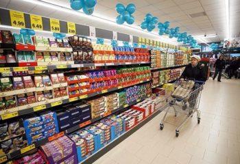 Какие сегодня цены на продукты питания в Польше