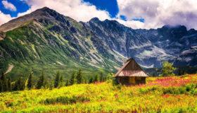 Польские горы, в том числе курортные: обзор