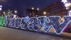 Достопримечательности Варшавы зимой: что посмотреть туристам