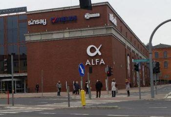 Торговый центр Альфа в Белостоке: подробности работы
